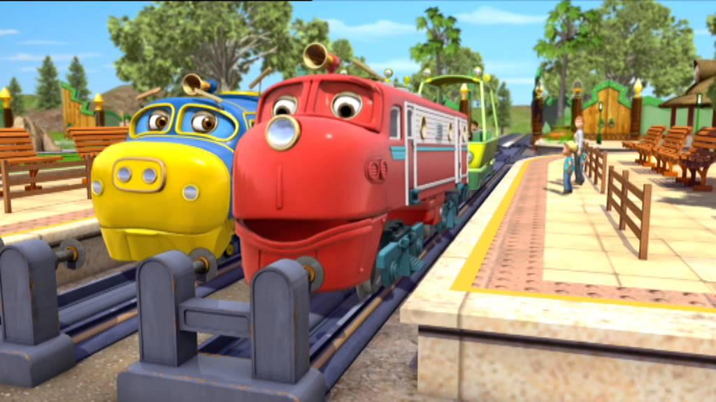 Τσαφ-τσουφ: The little trains